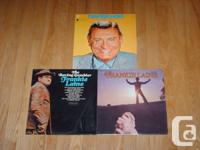 Frankie Laine Albums. Prices are firm. Pick up only.