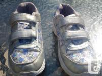 Part of a large number of our girl's shoes. Volume