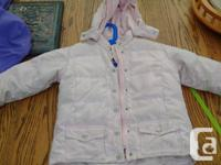 Save and buy used! Comes from Baby Gap (size: toddler