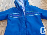 Save and buy used! This coat comes from Gymboree (size