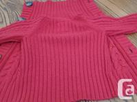 From Kid's Gap High Collar / Big Buttons. Very nice -