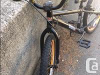 Free Agent Champ Junior/kids BMX bike in good