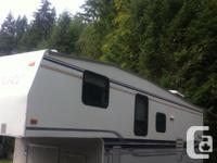 1997, 25.5 ft Terry Fifth Wheel. Sleeps 8. Awning. 3