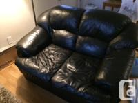 Love seat for sale. Pick up only. Free! Has been moved