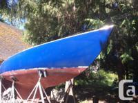 O'Day Outlaw 26 Ft - Philip Rhodes design - this boat