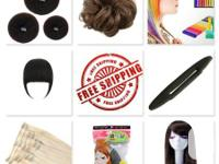 MYBEANSTORE HAIR EXTENSIONS & ACCESSORIES  Free