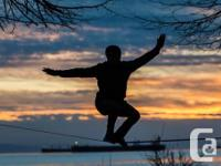 Sick of Going to the Health club? Slacklining is More