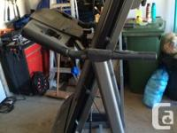 Free spirit treadmill available for sale. Z8 design.
