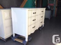 Beautiful french provincial style dresser