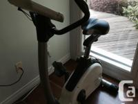 High quality exercise bike purchased from Aloyd Fitness