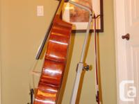 New 3/4 Size Cello with Bow and also Soft Situation