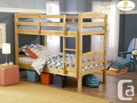 Brand name new Bunk beds in stock here in Whistler.