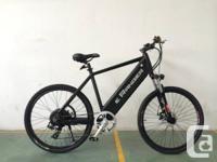 This eRanger bike is among the lightest complete