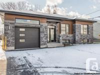 New house for sale St-Jean-Sur-Richelieu-- 4 rooms--