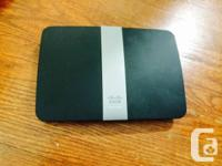 Virtually BRAND-NEW! Linksys Smart Wi-Fi Router EA4500