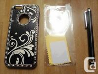 NEW HARD PLASTIC BACK COVER SITUATION FOR IPHONE 5 &