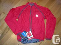 Brand-new Axiom Coat with Tags, excellent for cycling,