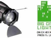 NEW Product from Big City Lighting.  On Cam Focusable