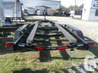 Tuff boat trailers. All types and dimensions offered.