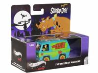 BRAND-NEW HOT WHEELS ELITE 1:50 SCOOBY DOO PUZZLE