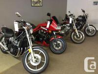 4 bike plan for just $4999 plus tax! 1986 Yamaha