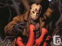 Friday the 13th Hate-Kill-Repeat rare collectible