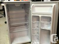"""Bar or garage fridge. All measurements are out side 18"""""""