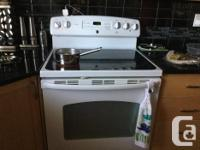 OBO GE Profile French door fridge, 3 yrs old-fridge has