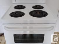 Frigidaire 24'' in like new condition, all working well