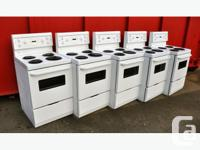 """Frigidaire 24"""" range. Nice condition. Several to choose"""
