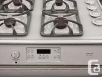 """White Frigidaire Gallery 30"""" Gas Oven -Electric Kitchen"""