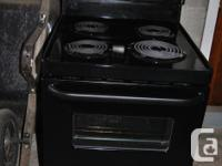 In outstanding condition - 4 yrs aged. Frigidaire