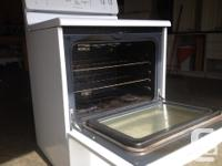 Frigidaire Self Cleaning Oven for sale. Just did a full