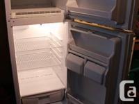 Sweetheart frigo a vendre - marche tres bien - on vends