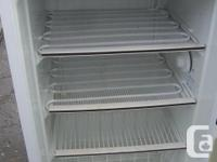 Front opening apartment size freezer 22 inches wide 23