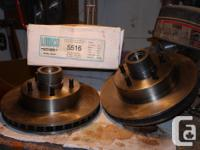 One pair GM rotors,new,never used,still in the box.