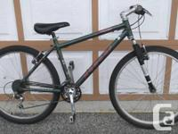 excellent condition, Norco Magnum mountain bike with