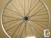 Front wheel 26'' $15 Email or call ANY time, including