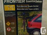 Selling  bicycle trunk mount brand new if interested