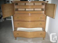 Made in the 50s by anthes baetz furniture company in