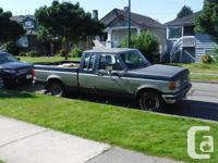 Make Ford Model F-150 Year 1987 Colour Blue/White kms