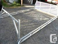 Great condition problem rack (ladder shelf) with. party