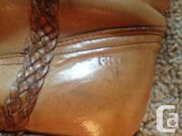 Beautiful, very comfortable vintage Frye boots. They