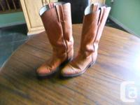 Selling slightly used Western Style  cowboy boot made