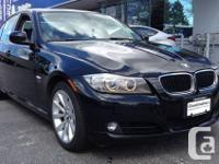 Make BMW Model 328i xDrive Year 2011 Colour Black kms