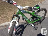 Bike purchased last year for $199 and ridden maybe 20
