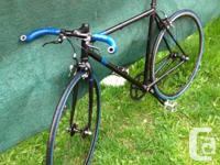 Hello I am selling my road bike beacuse i got a new