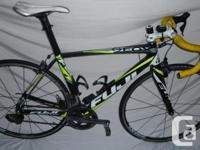 Team Geox Fuji Altamira LTD / Shimano Di2 (Electronic