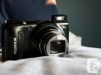 The F300EXR gives an excellent video camera in a