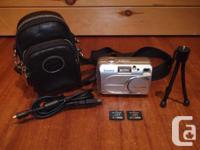 Here is a Fuji FinePix A210 3.2 MP digital camera. Good